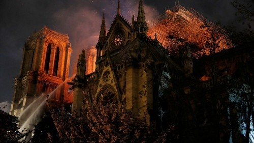 The Images That Could Help Rebuild Notre-Dame Cathedral