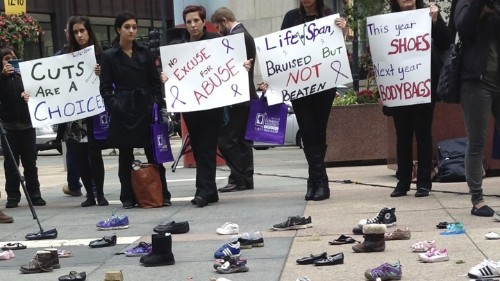 Nearly Half of All Murdered Women Are Killed by Romantic Partners