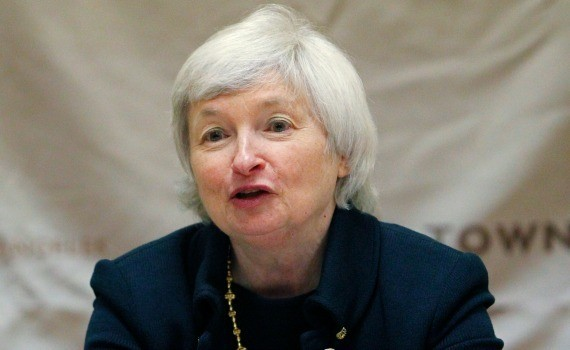 Why Janet Yellen Would Be The Most Powerful Woman in World History