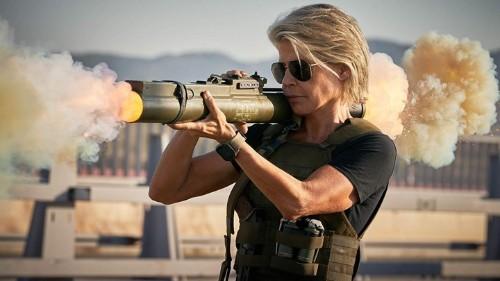 Can Linda Hamilton Save the Terminator Franchise?