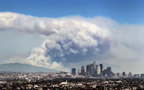 Photos of Southern California's Wildfires