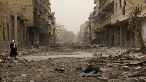Striking the Syrian Regime Is Not Legitimate