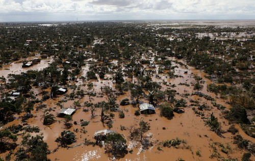 Cyclone Idai Photos From Mozambique and Zimbabwe