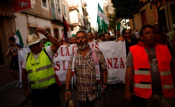 The Most Doomed Part of Spain, in 2 Charts