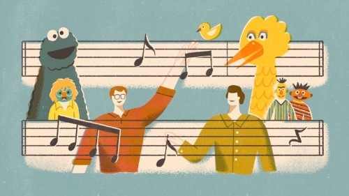The Songsmiths of Sesame Street