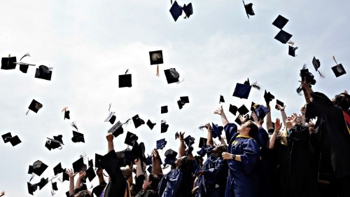 Why More of America's Students Are Finishing High School