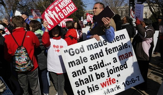 Striking Down DOMA Won't Cause a 'Backlash' Against Gay Marriage