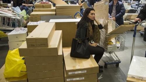 Why Ikea Causes So Much Relationship Tension
