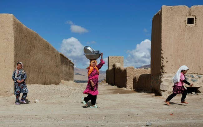 In Afghanistan, Fathers Barter Daughters to Settle Drug Debts