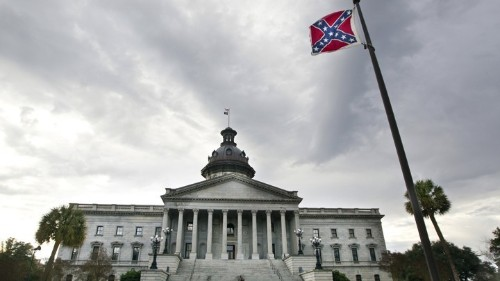 Take Down the Confederate Flag—Now