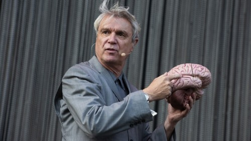 David Byrne's Joyful and Uncomfortable Reinvention of the Rock Concert