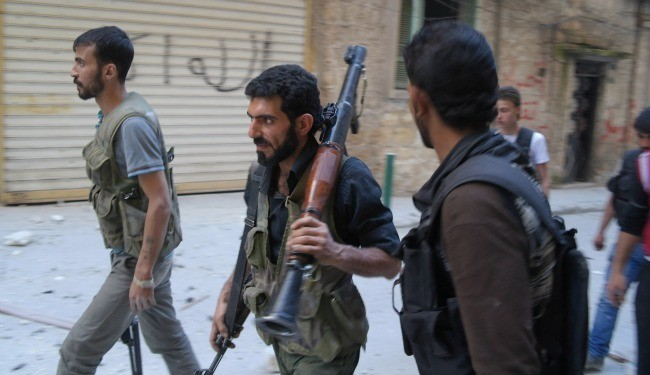 We Should Give Syrian Rebels 'Smart Guns' That Can't Be Turned On Us