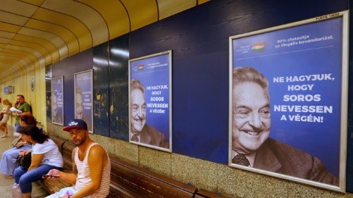 Why the Right Loves to Hate George Soros