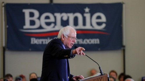 Sanders Promised Civility but Hired Twitter Attack Dog