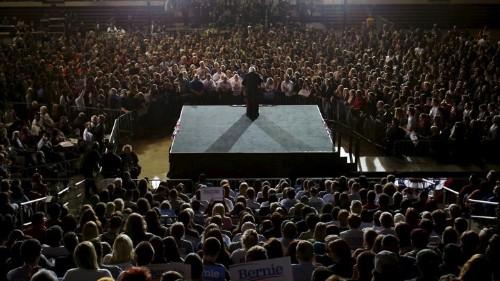 The Lifelong Republicans Who Love Bernie Sanders