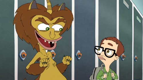 Big Mouth and the Poisoning of Teenage Boys' Minds