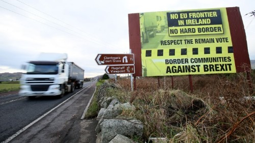 How Brexit Threatens Peace in Northern Ireland
