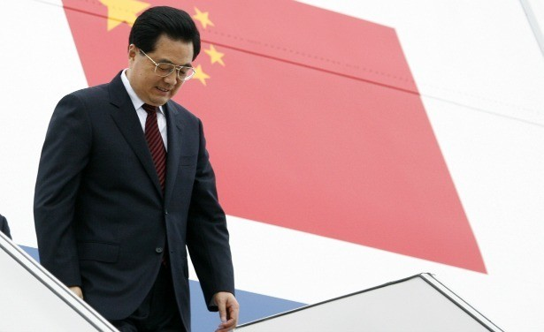 A Hungry China Sets Its Sights on Central Asia