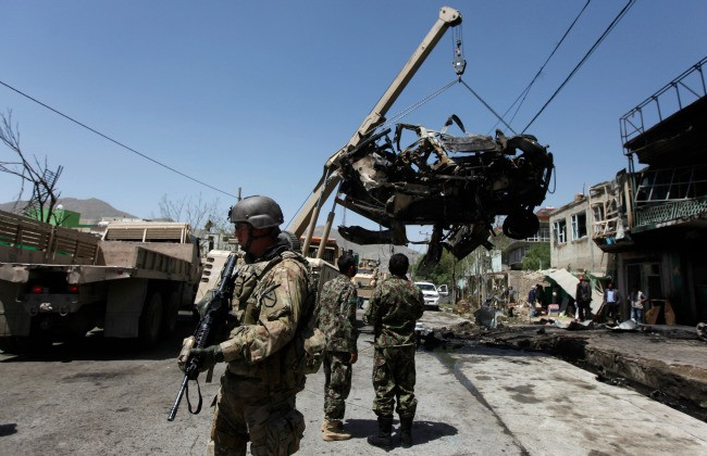 How the Afghan Conflict Will Be Decided