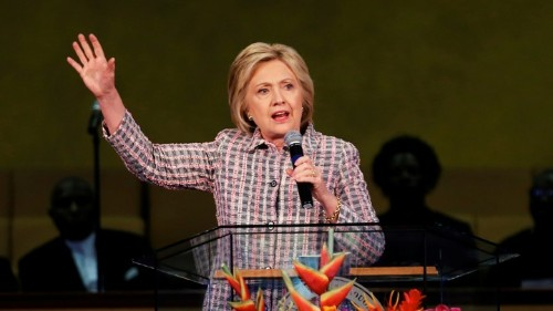 Black Pastors Are Breaking the Law to Get Hillary Clinton Elected