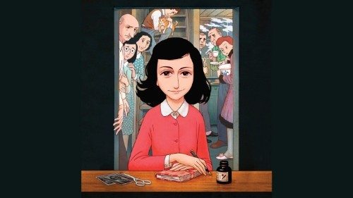 The Quandary of Illustrating Anne Frank