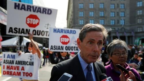 The Dueling Deities of Harvard