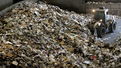 What Happens Now That China Won't Take US Recycling