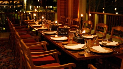 Alone Together: The Return of Communal Restaurant Tables