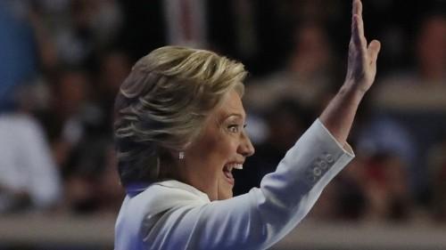 Hillary Clinton's Feminist Triumph