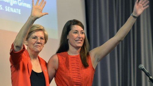 Why Is Elizabeth Warren Campaigning in Red States?