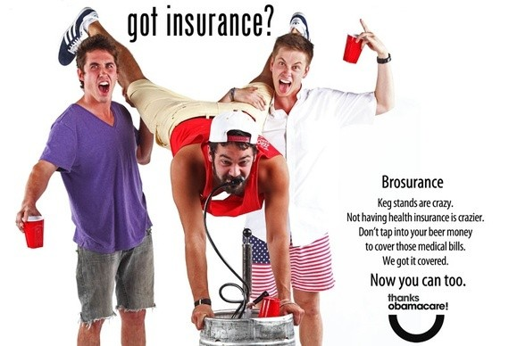 What the Brosurance and Creepy Uncle Sam Ads Don't Get About Millennials
