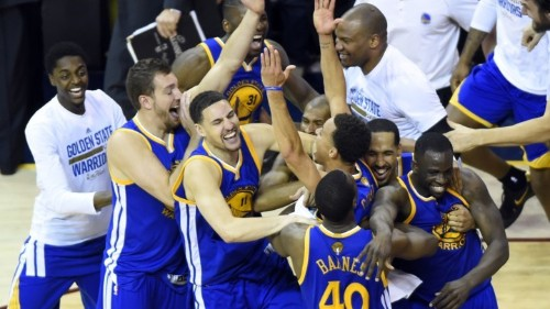 How the Upstart Warriors Went All the Way