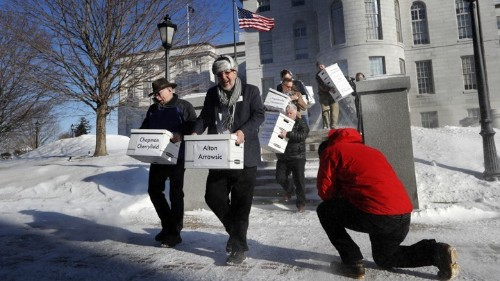 Maine's Fitful Experiment With a New Way of Voting