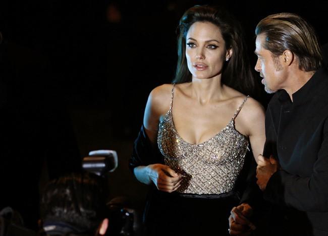 Angelina Jolie Is Still a Woman