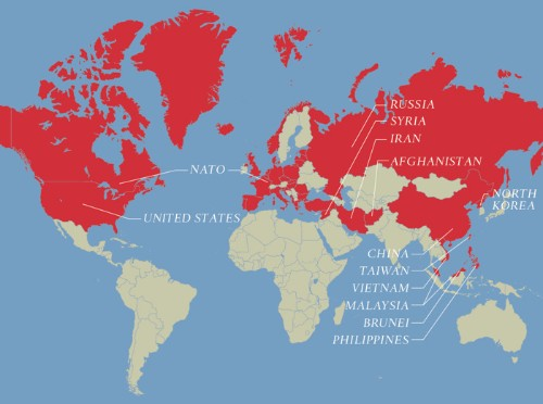 Global Conflicts to Watch in 2018