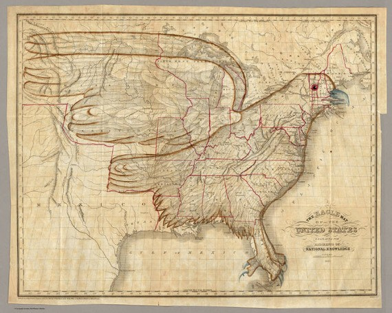 Oh the Places You'll Go: 38,000 Historical Maps to Explore at New Online Library