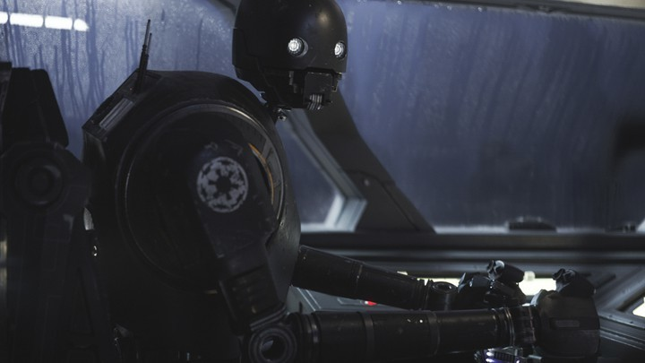 Why the Technology in Rogue One Is So Old-Fashioned