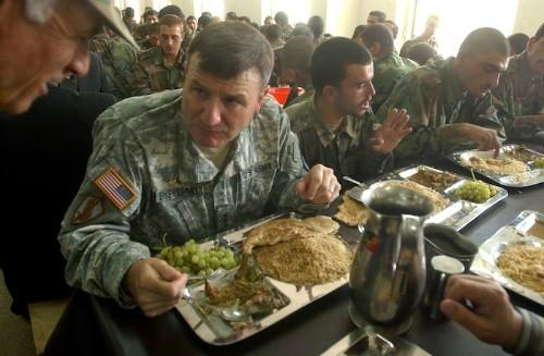 How Meals Win Wars