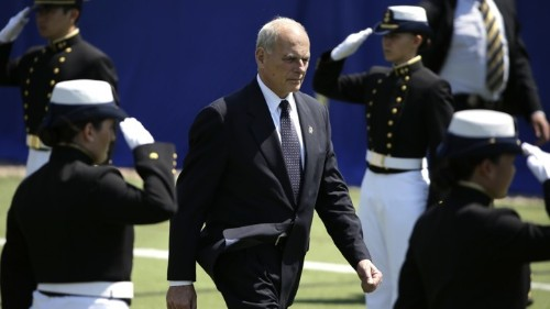 The Downsides of John Kelly's Ascension
