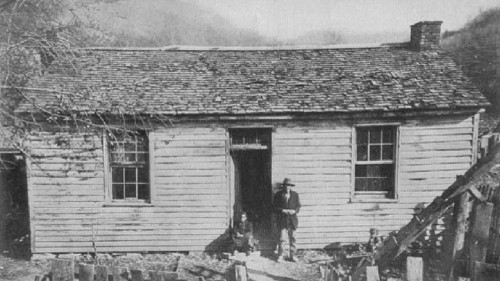 The Past Is Never Past: Slave Labor in the West Virginia Salt Works