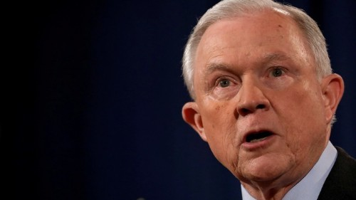 Sessions Discussed Campaign Matters With Russian Ambassador