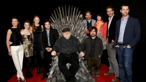 The Growing Divide Between Game of Thrones and George R.R. Martin
