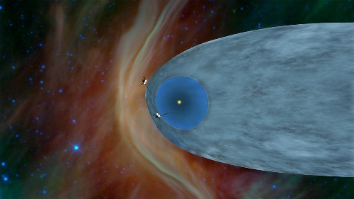 'We Made It': Humanity Has Arrived at Interstellar Space