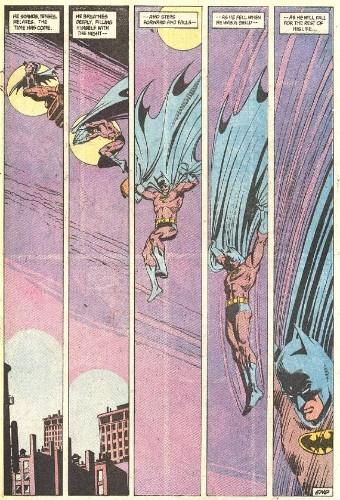 Batman's Traumatic Origins