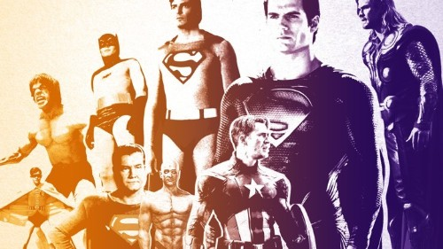 Superman, Batman, and the Evolution of the 'Perfect' Hero Body