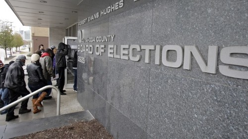 Another Court Defeat for Ohio's Strict Voting Laws