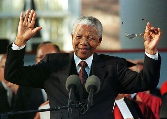 Talk Radio After Mandela's Death