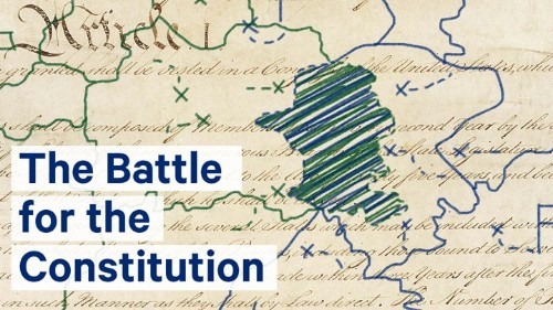 """""""The Battle for the Constitution""""—The Atlantic Launches Project in Partnership with National Constitution Center"""
