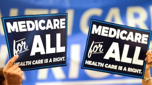Elizabeth Warren on Health Care in the Democratic Debate