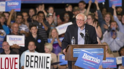 Can Bernie Sanders Play in the South?